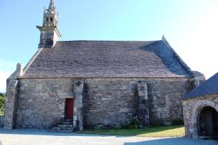 Chapelle Saint-Jean-Balanant, Plouvien (29), extérieur