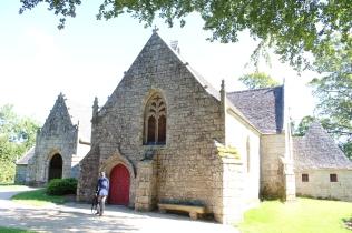 Chapelle Saint-Jaoua, Plouvien (29), extérieur